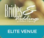 Brides & Weddings of Northern Virginia Elite Venue badge