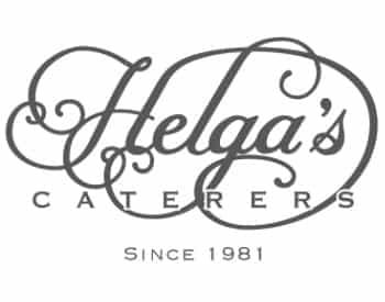 Helga's Caterers logo